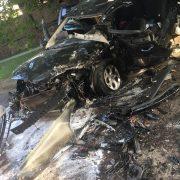 """21-річна """"Ужгородська Зайцева"""" протаранила машину, постраждалі – у реанімації (фото)"""