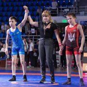 Калушанин Віталій Гончар став чемпіоном України з боротьби