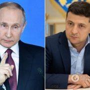 Названа дата зустрічі Зеленського з Путіним: з'явилася реакція з Кремля