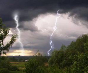 Грози зі шквалами та град: на Прикарпатті знову штормитиме