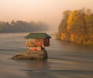 Відірвані від цивілізації: показали захопливу підбірку усамітнених будинків