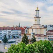 Франківськ увійшов у ТОП найкрасивіших міст України