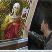 «Художник має прагнути любові» — художник-іконописець Ярослав Романюк