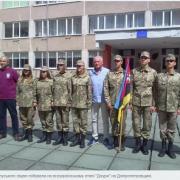 «Вітрогони» Калуського ліцею №10 повернулися із всеукраїнської «Джури». ФОТО