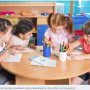 У Калуші оновлені заклади освіти відчиняють двері для дошкільнят