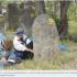 Студенти Києво-Могилянскої академії описали в Калуші 500 надгробків старого єврейського цвинтаря