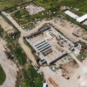 На Прикарпатті будують унікальний водноспортивний комплекс