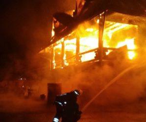 Політичні баталії: На Закарпатті спалили готельний комплекс відомого депутата