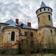Маловідомий палац на Прикарпатті у переліку найкрасивіших в Україні