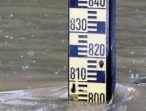 Прикарпатців попереджають про різкий підйом води через дощі
