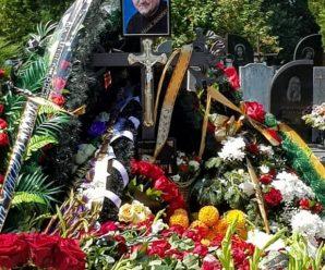 Романа Вірастюка поховали на Алеї слави міського кладовища Івано-Франківська ВІДЕО