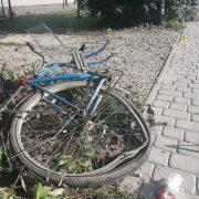 Смертельна ДТП на Прикарпатті: під колесами авто загинув велосипедист
