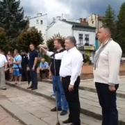 Порошенко на Івано-Франківщині назвав людей «нездарами» і «путінськими нелюдами» (відео)