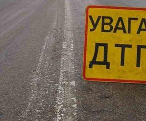 У Франківську на переході водій збив двох людей