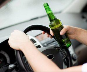 В неділю на Прикарпатті десять водіїв попались за кермом п'яними