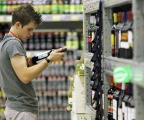 На Прикарпатті 11 магазинів втратили ліцензії за продаж алкоголю і сигарет неповнолітнім