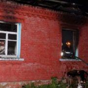 Пожежа забрала життя 3-річного хлопчика, ще двоє людей у лікарні