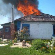 Згоріли заживо: пожежа забрала життя двох маленьких дітей (фото)