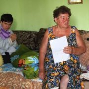 Потрібна допомога коломиянці, яка вже 28 років прикута до ліжка