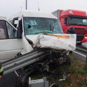 Жахлива ДТП: зіткнулися маршрутка і Ford: 2 людини загинули, 18 постраждали(ФОТО,ВІДЕО)