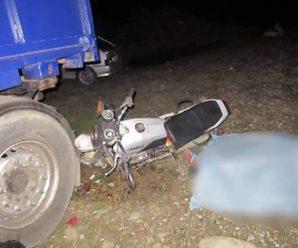 Загинув мотоцикліст й травмувався пішохід: стали відомі подробиці аварій на Прикарпатті (фото)