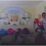 У прикарпатському селі батьки онлайн слідкують за дітьми у дитсадку