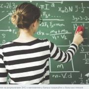 У Калуші студенти закладів вищої освіти провалили ЗНО з математики