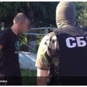Захоплював Слов'янськ і переправляв з Росії зброю: СБУ затримала проросійського бойовика