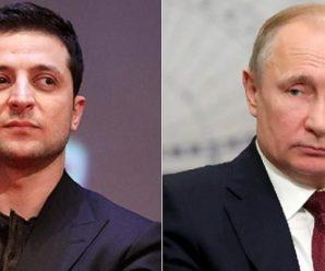 """""""У вересні цього року"""": Стало відомо, коли можуть зустрітись Зеленський з Путіним. У присутності інших лідерів держав"""