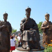 У Погоні встановили пам'ятники підпільним єпископам УГКЦ