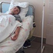 На Прикарпатті хлопця побили, проламавши йому череп (Фото)