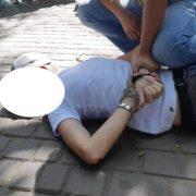 На Прикарпатті поліцейські затримали групу квартирних злодії-гастролерів