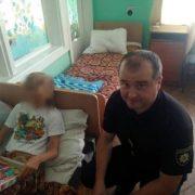 У Коломиї дитина провела півночі на вулиці через батьків-алкоголіків