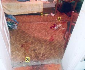 На Франківщині п'яна жінка п'ять разів вдарила ножем рідну сестру (ФОТО)