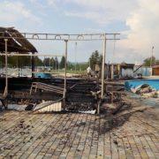 Стала відома ймовірна причина пожежі на Прикарпатті, де загинув підліток