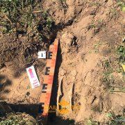 На Прикарпатті під час розкопок знайшли останки маленької дитини