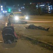 У Києві чоловік із перерізаним горлом благав про допомогу