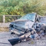 """На Франківщині """"Volkswagen"""" вилетів на зустрічну смугу – травмовані шість людей"""