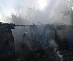 Помер через цигарку: на Прикарпатті у згорілій хаті знайшли труп