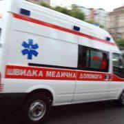 У Франківську горів навантажувач: водій з опіками у лікарні
