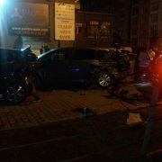 """Масштабну аварію біля """"Ельдорадо"""" скоїла 20-річна водійка на BMW X5(ФОТО)"""