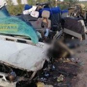 Кривава аварія автобуса та маршрутки: загинули пасажири (фото)