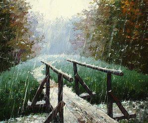 На Прикарпаття йдуть дощі та грози