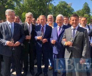 """""""Такого в Росії не буде!"""" Історичне фото п'ятьох президентів України вразило мережу"""