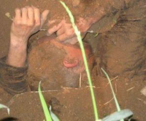На Волині чоловіка закопали живцем