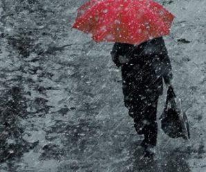 Штормове попередження: на Прикарпатті очікується дощ та град