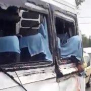 На Франківщині сталася ДТП за участі маршрутки Калуш — Івано-Франківськ: є жертви. ОНОВЛЕНО