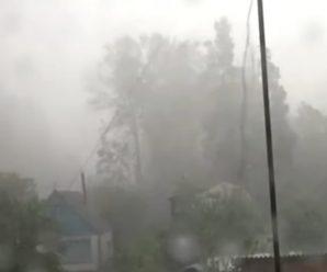 І смерчі, і бурі, і сніг: синоптики дали неприємний прогноз погоди в Україні