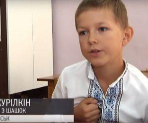 8-річний Данило Курілкін з Франківська став чемпіоном світу з шашок