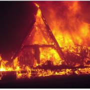 На Богородчанщині на пожежі будинку загинув 83-річний чоловік
